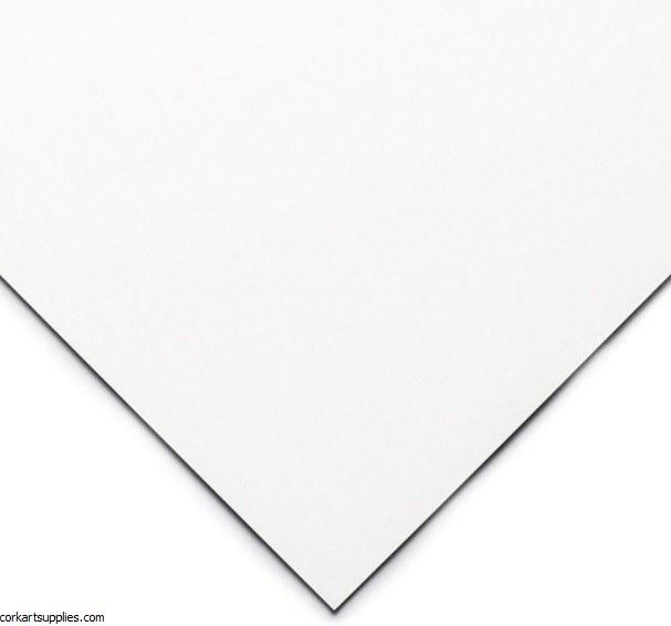 Pastelmat Card 360gm/170lb 50x70cm White