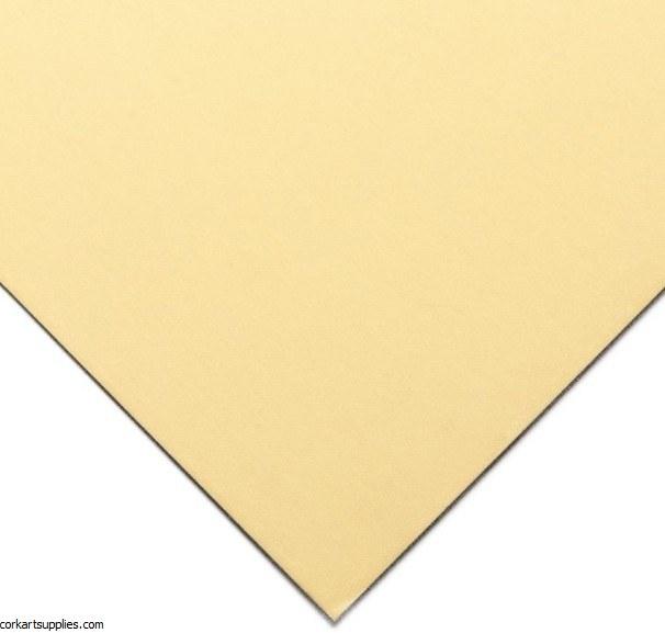Pastelmat Card 360gm/170lb 50x70cm Maize