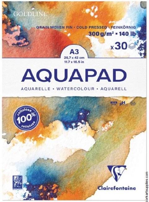 Goldline Aquapad A3 30 Sh