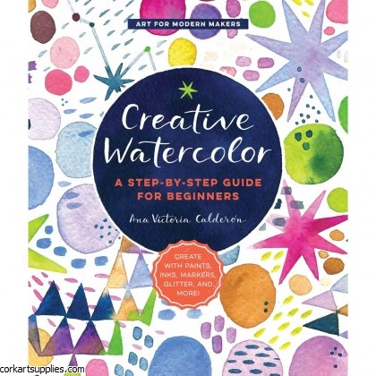 Book WF Creative Watercolour