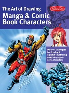 Book WF Manga&Comic Characters
