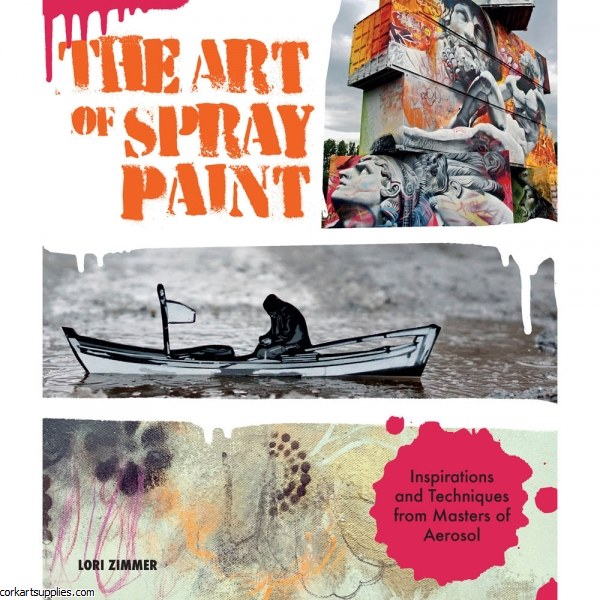 Book Art Of Spray Paint