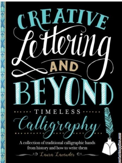 Book Timeless Calligraphy WF