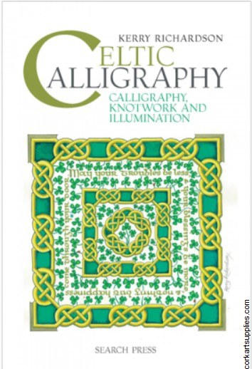 Book Celtic Calligraphy