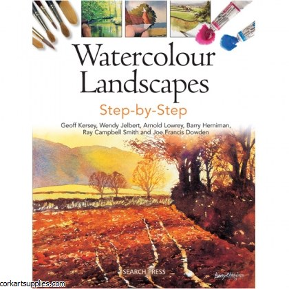 Book Watercolour Landscapes