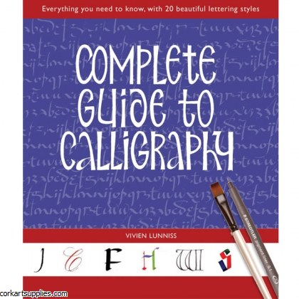 Book Complete Calligraphy