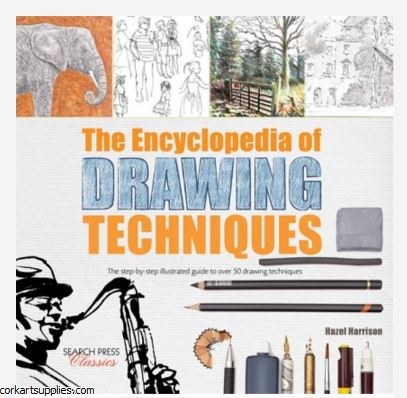 Book Encyclopedia Drawing Tech