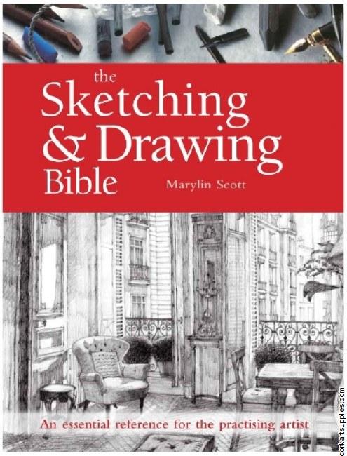 Book Bible Drawing & Sketch
