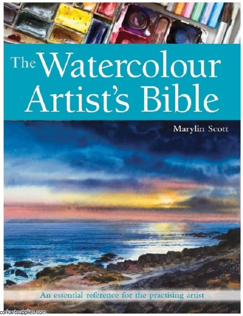 Book Bible Watercolours