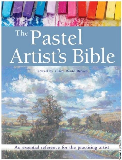 Book Bible Pastel Drawing
