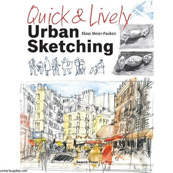 Book Quick Urban Sketching