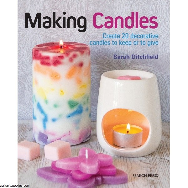 Book Making Candles