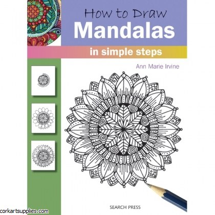 Book How To Draw Mandalas