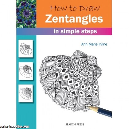 Book How To Draw Zantangle