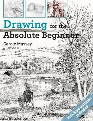 Book Drawing Absolute Beginner