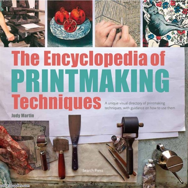 Book Encyclopedia Printmaking