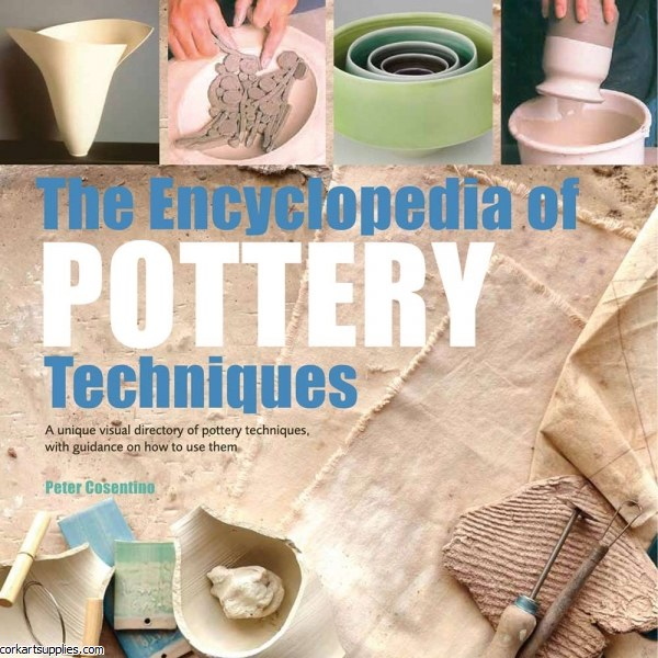 Book Encyclopedia Pottery