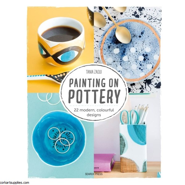 Book Painting On Pottery