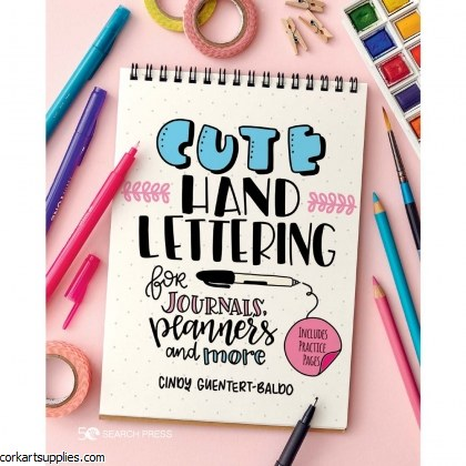 Book Cute Handlettering