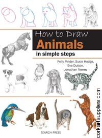 Book How To Draw Animals