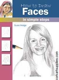 Book How to Draw Faces