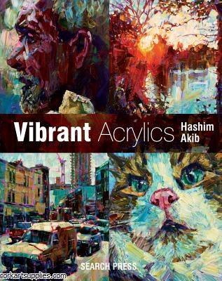 Book Vibrant Acrylics
