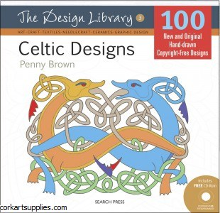 Book Design Celtic 100