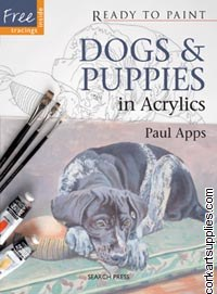 Book Trace&Paint Dogs