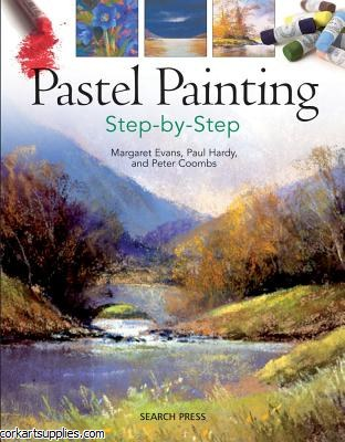 Book Pastel Painting