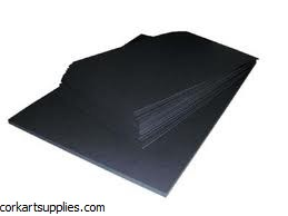 A2 Card 160gm Black 20pk
