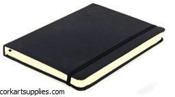 Journal W/Elastic Plain A4