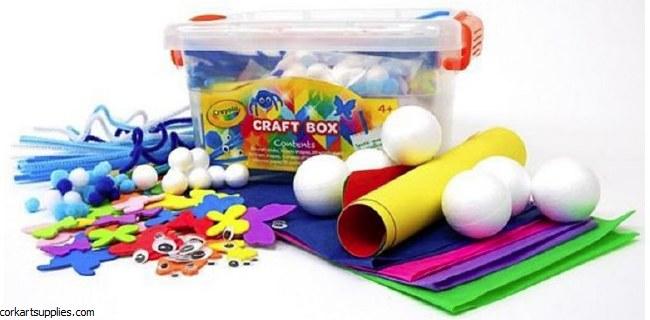Crayola Craft Large Chest 4+