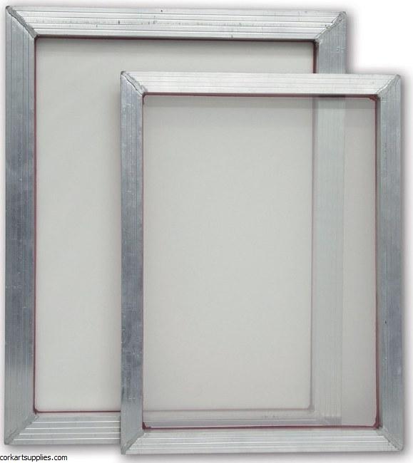 Aluminium Silk Screen 12x16