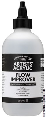 Acrylic Winsor & Newton Flow Improver 250ml