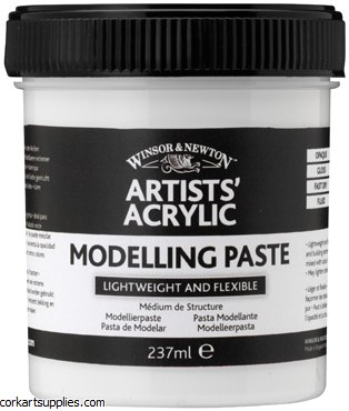 Acrylic Winsor & Newton Modelling Paste