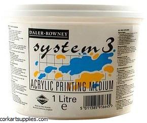 Acrylic Print Medium 1 Litre