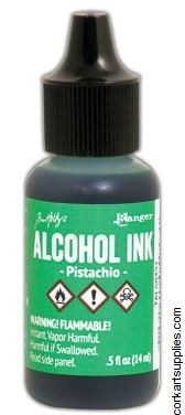 Alcohol Ink 14ml Pistachio