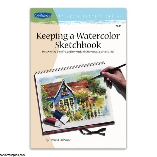 Walter Foster: Keep A Watercolor Sketchbook
