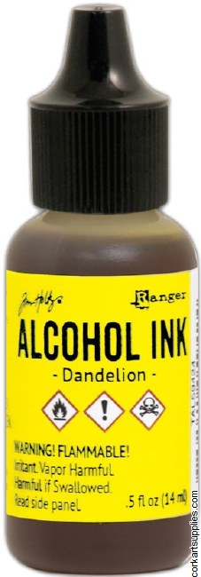 Alcohol Ink 14ml Dandelion