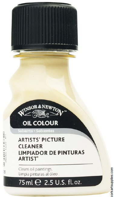 Winsor & Newton 75ml Artists Picture Cleaner