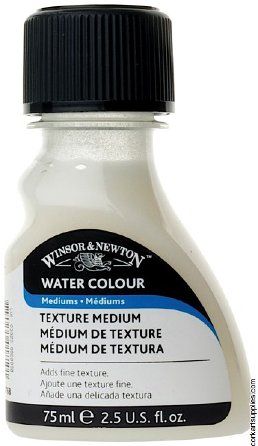 Winsor & Newton 75ml Watercolour Texture Medium