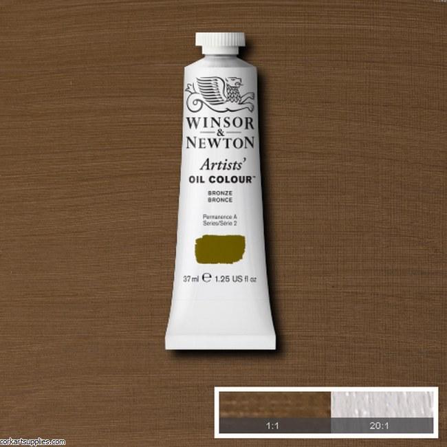 W&N Artists Oil 37ml Bronze