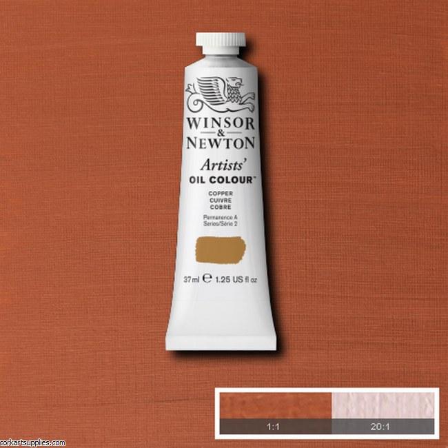 W&N Artists Oil 37ml Copper
