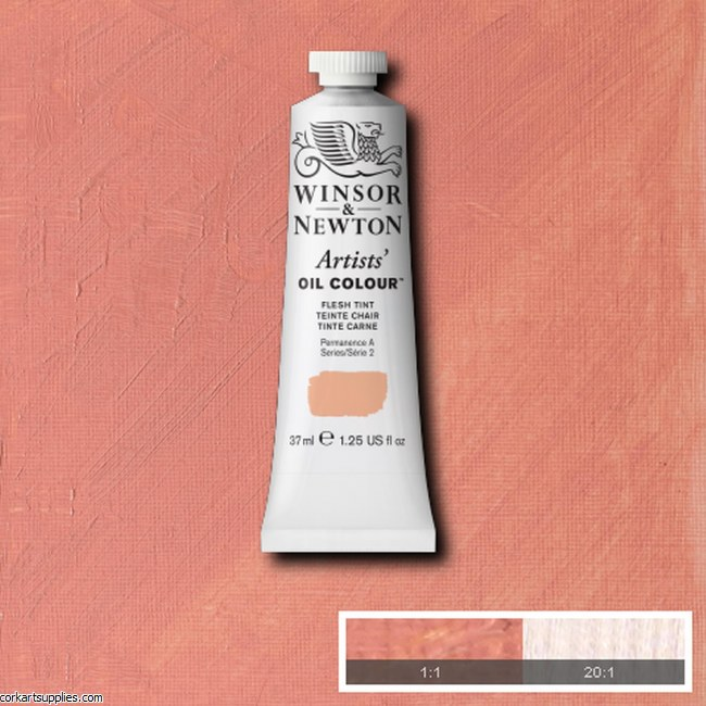 W&N Artists Oil 37ml Flesh Tint