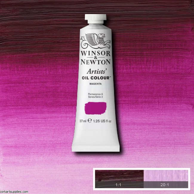 W&N Artists Oil 37ml Magenta