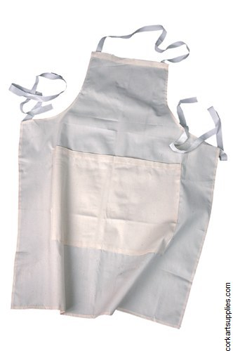 Apron Canvas Adult Large