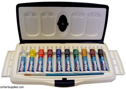 Aquafine Set Plastic 8ml 10pk