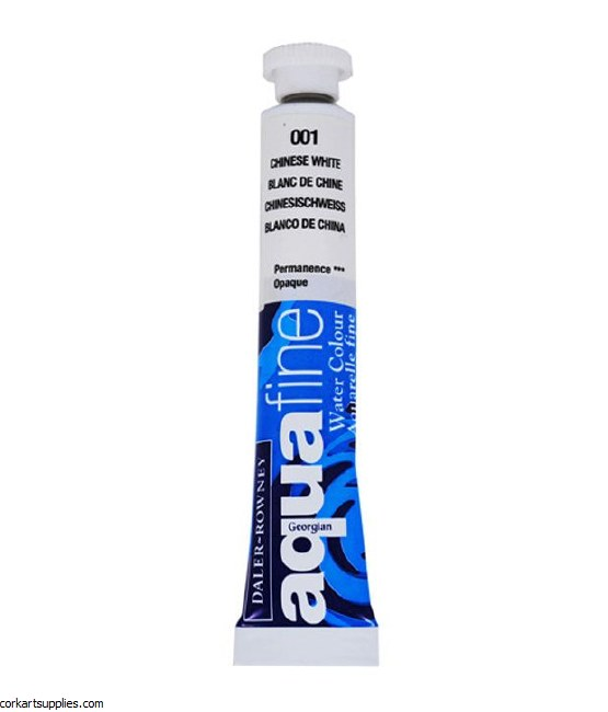Aquafine 8ml Chinese White