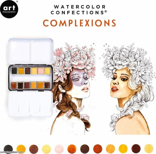 Art Philosophy Water Confections Complexion