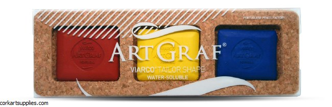 ArtGraf Carbon 20g Water-Soluble Primary  3pk